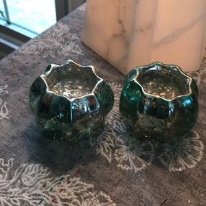 Other - Set of two candle holder